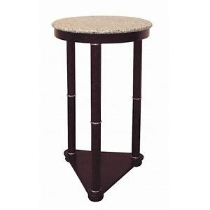 small round accent table small round table plant stand cherry finish side end
