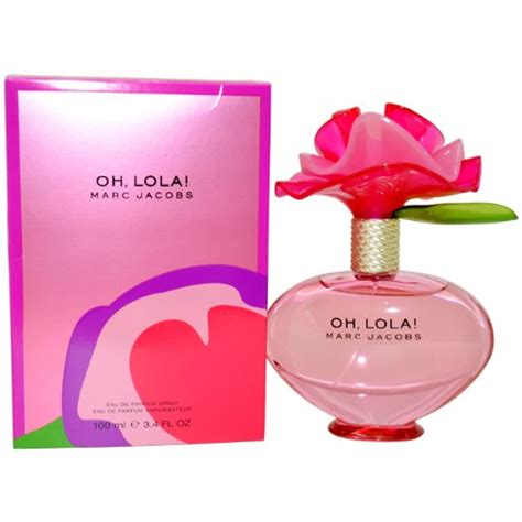 Parfum Original Wanita Marc Lola marc oh lola marc eau de parfum spray 3 4 ounce marc beautil
