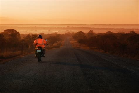 motosiklet macerasi echohub medium