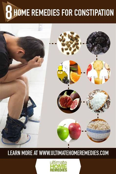 8 home remedies for constipation home