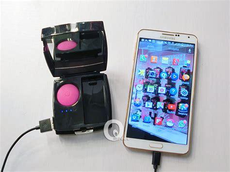Hello Powerbank Mirror retouch 化妝品流動電池令女士不再沉悶