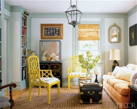 lattice chairs eclectic living room benjamin sea decor