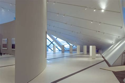 Royal Ontario Museum Interior by Royal Ontario Museum Architizer