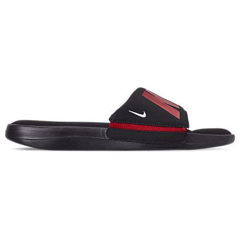 nike s ultra comfort 3 slide sandals black modesens