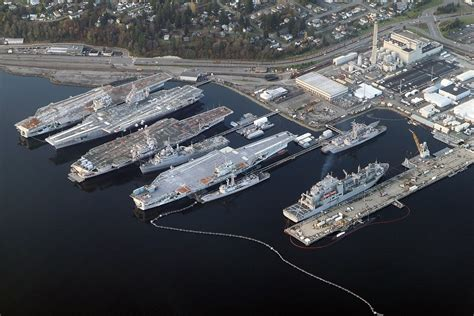 navy and puget sound naval shipyard and intermediate maintenance