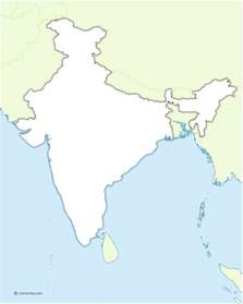 India Map Outline by Fotos Outline Map Of India In Jpeg
