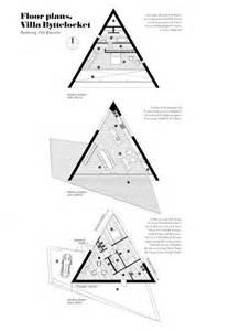 triangular house floor plans klevens udde home with triangle shaped floor plan sweden