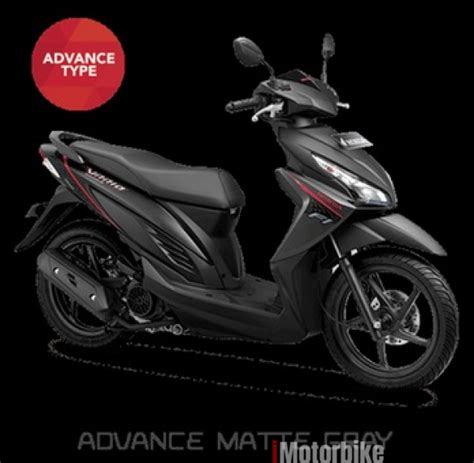 Vario 110 Esp Cbs new honda vario 110 esp advance cbs iss new motorcycles