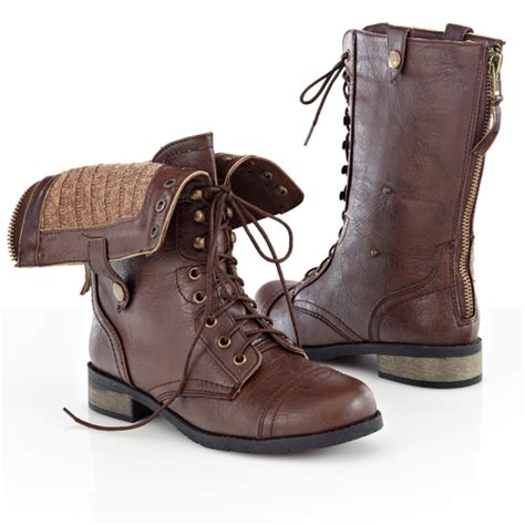 discount womans boots combat boots cheap yu boots