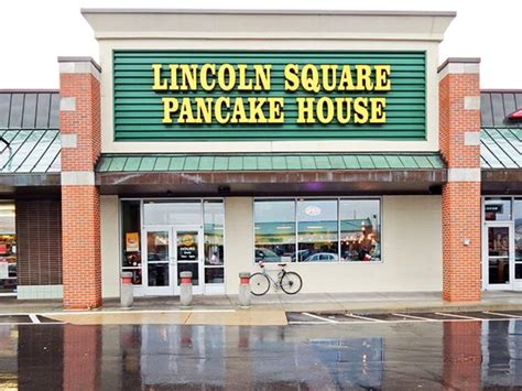 breakfast lincoln square breakfast indianapolis lincoln square pancake house