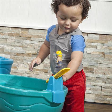 splish splash water table splish splash seaway water table step2