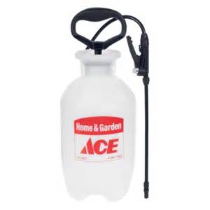 Bidet Sprayers Ace 174 2 Gal Home And Garden Sprayer Ace Hardware Amp Home