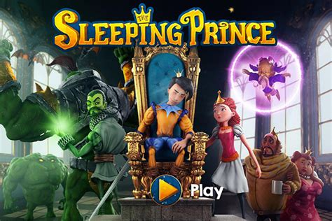 the sleeping prince the hurry up the sleeping prince game app is completely free for december only