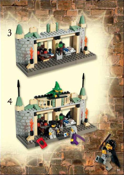 lego  dumbledores office instructions harry potter