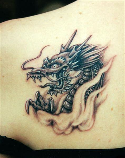 dragon head tattoo galeria detatu cool small tattoos ideas for