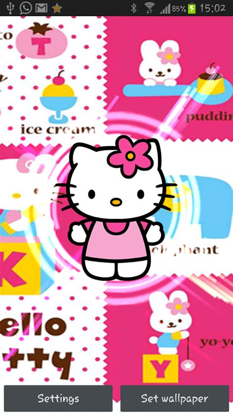 hello kitty live wallpaper free download download hello kitty live wallpaper apk