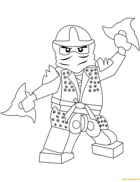 ninjago mask coloring pages the green ninja lego ninjago coloring page free pages