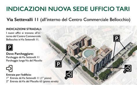 di roma sede legale nuova sede uffici tari gesenu