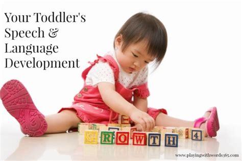 language development toddler s speech language development what to expect