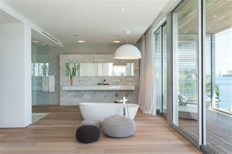 Modern Spa Bathroom by 20 Spa Bathroom Designs Decorating Ideas Design Trends