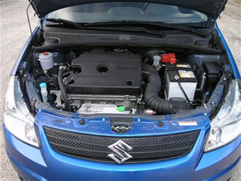 car engine repair manual 2007 suzuki sx4 on board diagnostic system 2007 suzuki sx4 road test review carparts com