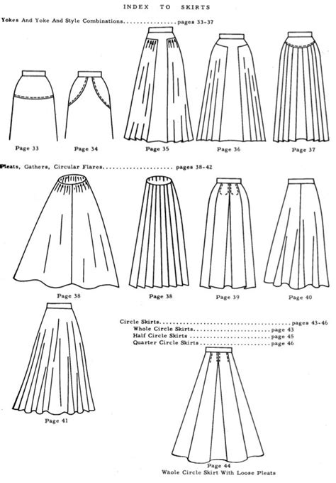 pin by syaki on skirt pattern sewing