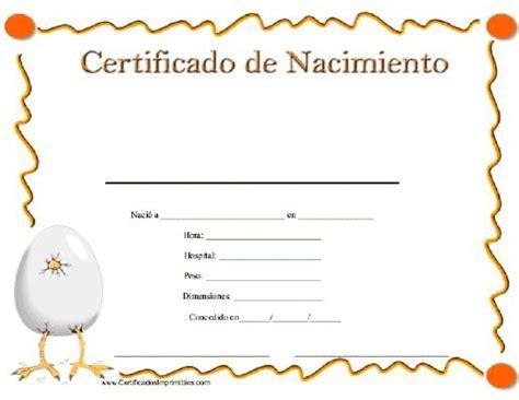 como descargar sertifidos en microsoft gratis certificado de nacimiento para imprimir los certificados