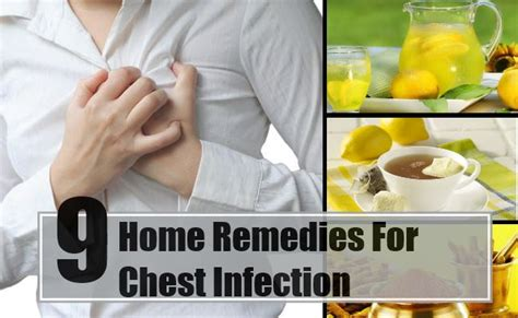best home remedies for chest infection
