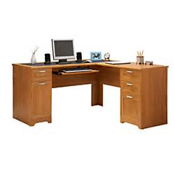 Office Depot L Shaped Desk With Hutch Office Depot Rs To Go Magellan L Shaped Desk W Hutch 149 99 W 2 Stackable Coupons