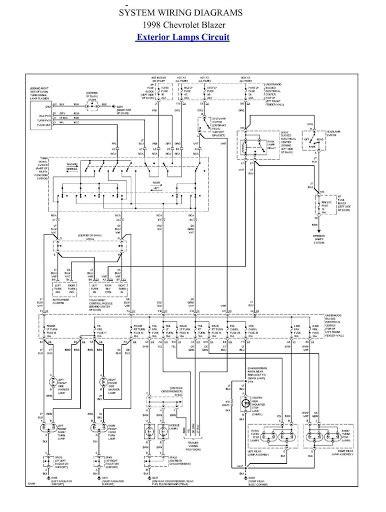 s10 light wiring diagram wiring diagram and schematics