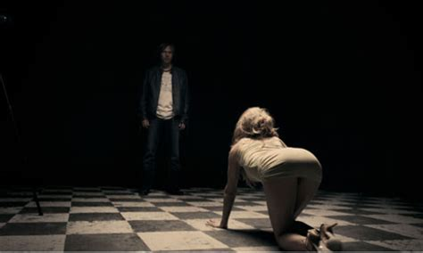 a serbian film: hands dabbled in blood ~ slasher theater
