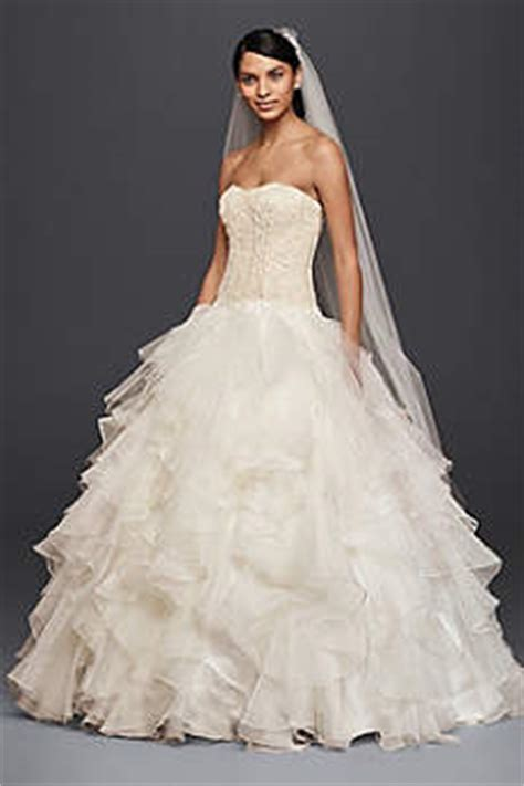 Wedding Dress Xs3450 by Wedding Dresses Gowns For Your Big Day David S Bridal