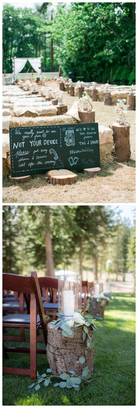 Wedding Aisle Quotes by Quotes About Wedding Rustic Tree Stump Wedding Aisle