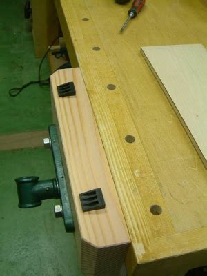 grizzly h7788 cabinet maker s vise grizzly h7788 cabinet maker s viseの取り付け 調整固定 田中英樹の木工チャレンジ