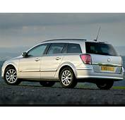 Vauxhall Astra Estate Picture  35883 Photo