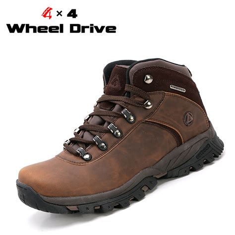 walking boots sale mens free shipping 4x4 wheel drive sale high quality