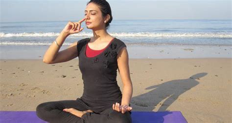 Kapalabhati Pranayam by Get Glowing Skin With These 7 Asanas Thehealthsite