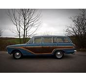 Ford Cortina Mk I Woody Estate  Our Classic Cars
