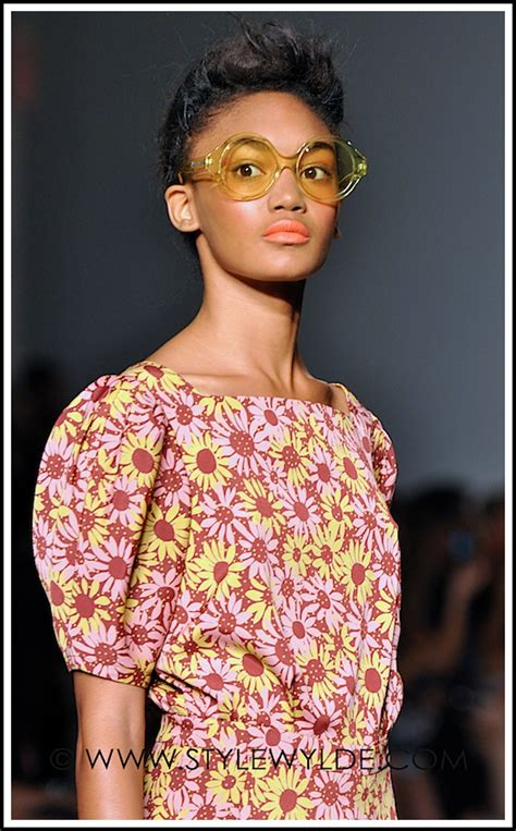 These Trends Twisted My by Swarchives Runway Trend Report Twisted And