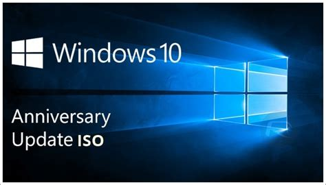 windows  anniversary update iso offline