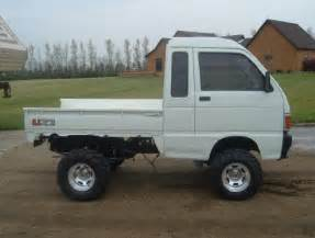 Daihatsu Trucks Rumor Of The Day Scion And Daihatsu Considering