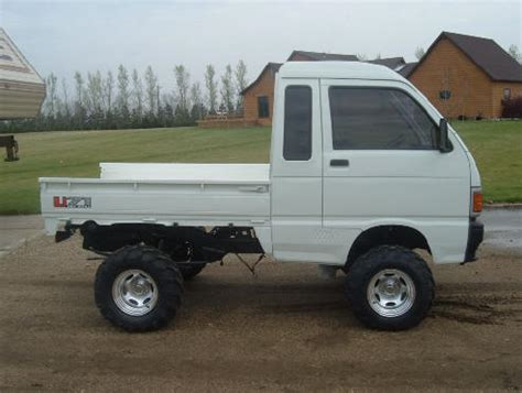 mitsubishi mini truck bed size japanese mini trucks page 5 pirate4x4 com 4x4 and