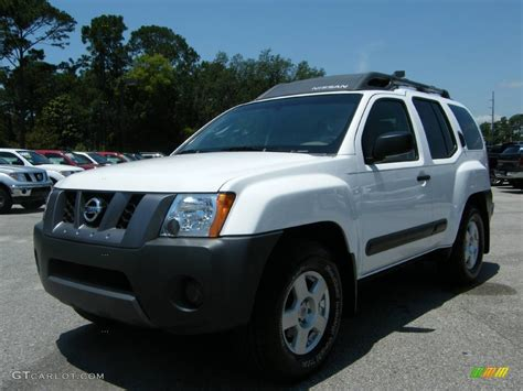 2006 avalanche white nissan xterra x 442833 gtcarlot car color galleries