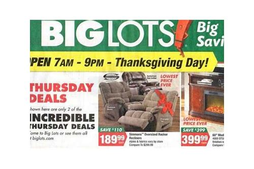 big lots online black friday deals