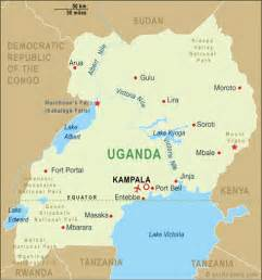 where is uganda on the world map wheels for the world uganda 2012
