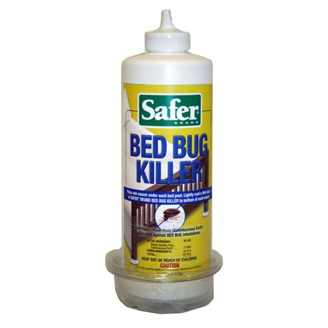 home depot bed bug safer brand 7 oz bed bug killer m513 the home depot