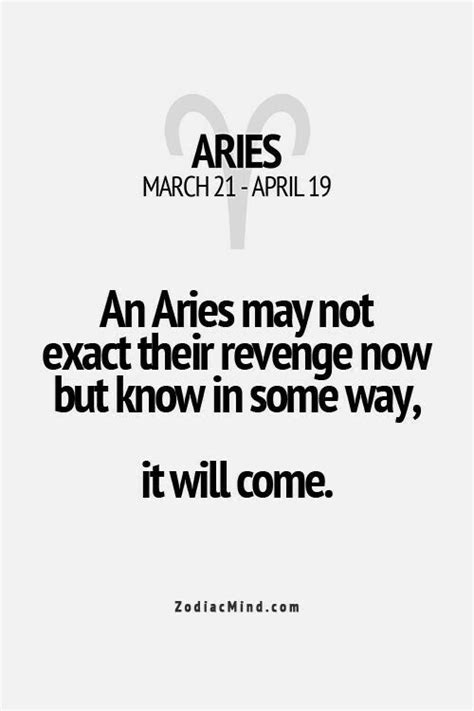 revenge on a aries women so true dish best served cold with a sprinkle of