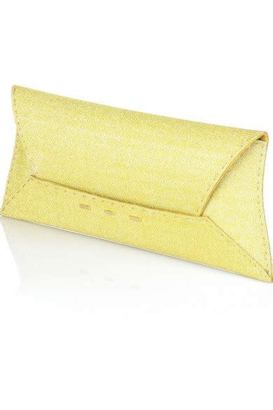 Vbh Martini Envelope Clutch by Vbh Glitter Envelope Clutch Net A Porter