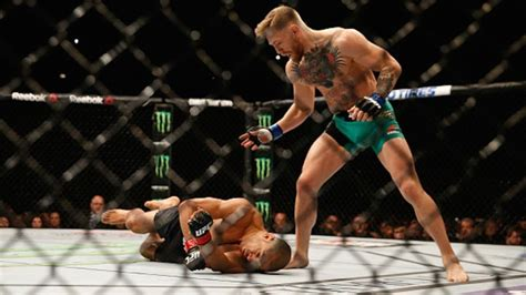 10 years 13 seconds the conor mcgregor story books conor mcgregor kos aldo in 13 seconds to claim ufc title
