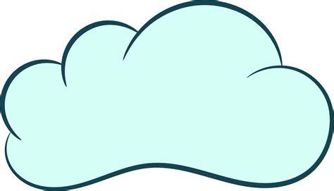 cartoon transparent 5 cartoon clouds png transparent onlygfx com